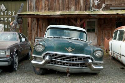 Alaskan 'junk'. Love it.