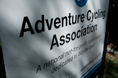 The Adventure Cycling Association, who mapped a whole host of rides around the US.