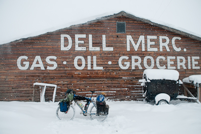 The Dell Mercantile, which sold a particularly delicious and generously proportioned cinnamon roll for $3.