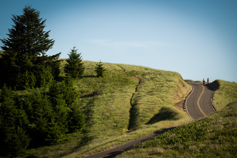 The Bay Area: a Mountain Biking and Roadie paradise.