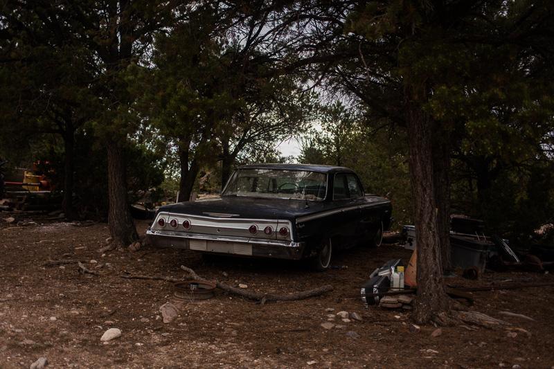 Classic New Mexico.